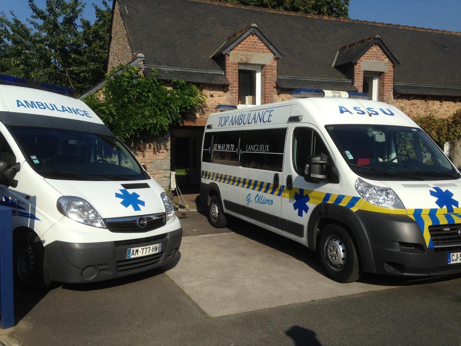 Top Ambulances TOP6 1